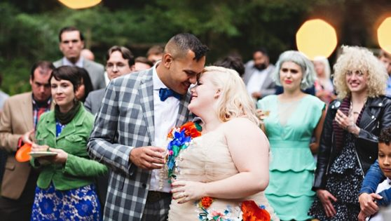 My wedding was perfect – and I was fat as hell the whole time.