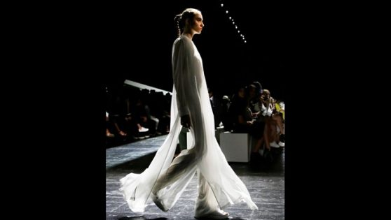 Fashion Week: Breezy, racy and untraditional