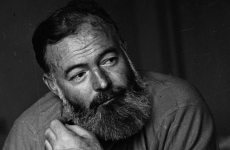13 LIFE LESSONS FROM ERNEST HEMINGWAY.