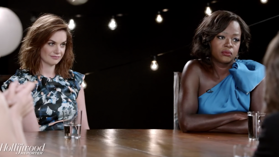 Actress Roundtable! This is awesome!