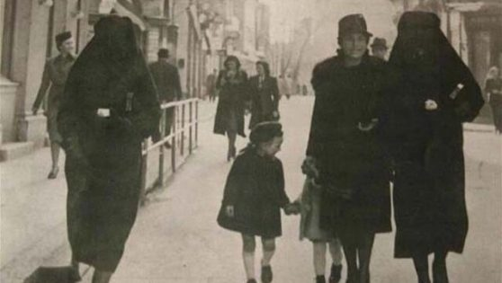 MUSLIM WOMAN WHO SAVED JEWISH FAMILY IN 1941. INCREDIBLE STORY!