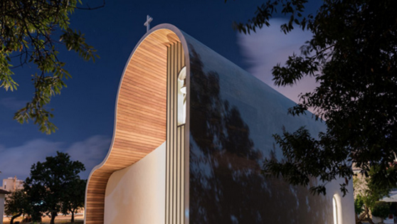 You have never seen a Chapel like this!