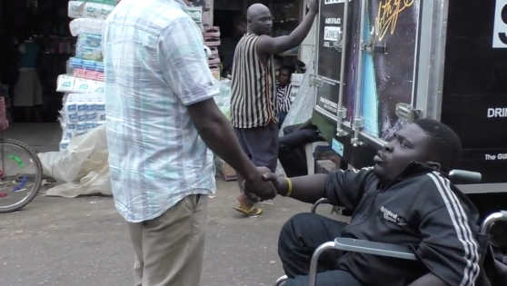 What it is like to be disabled in Lagos, Nigeria