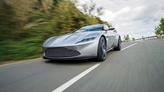 Spectre Aston Martin DB10 to be auctioned in 2016