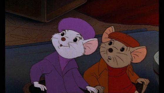My favourite cartoon: The Rescuers