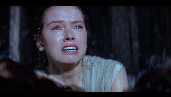 THE MOST REVEALING TRAILER YET OF THE FORCE AWAKENS.