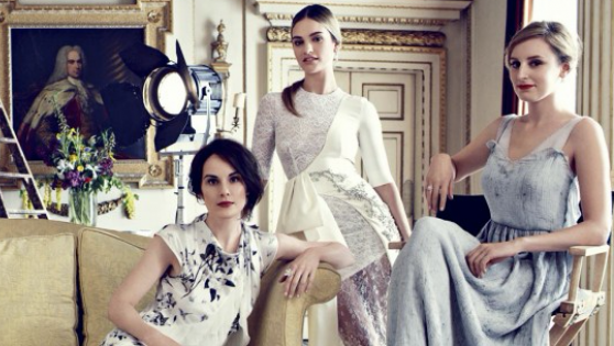 DOWNTON ABBEY'S CHRISTMAS SPECIAL: THE DETAILS