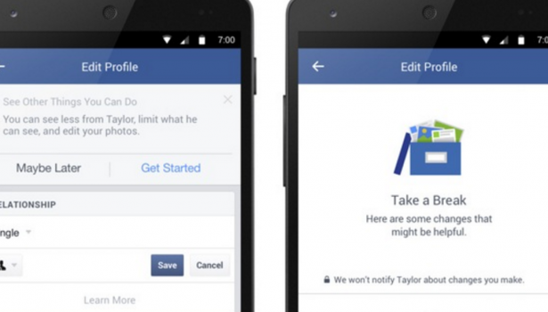 Facebook Has A New Feature To Hide Your Ex After A Break Up