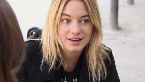 You will fall in love with Camille Rowe after this!