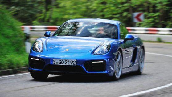 Porsche Cayman GTS review: motoring nirvana for £55k