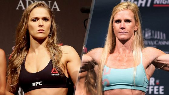 UFC president Dana White says Rousey, Holm will have rematch