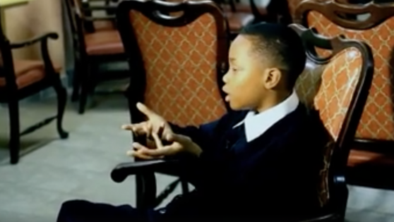 Brilliant 10-Year-Old Explains How We Can End War