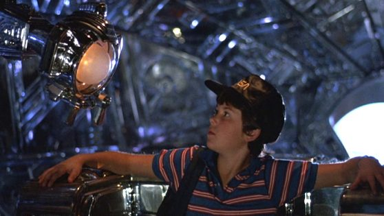 Flight Of The Navigator. (1986)