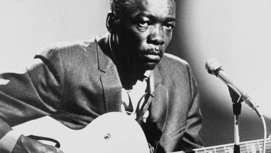 THE MAJESTY OF JOHN LEE HOOKER