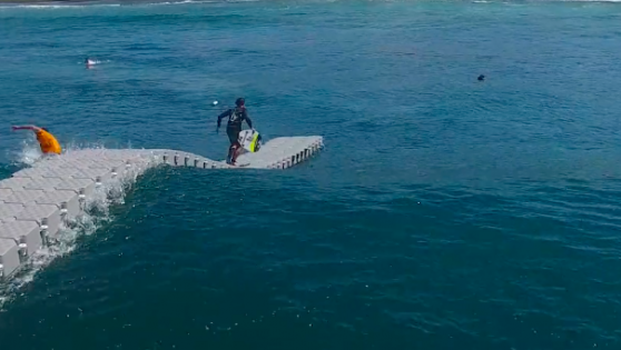 Surfing Looks Totally Different With The Dock