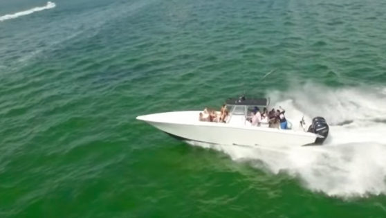 Miami's Most Powerful Speedboats Move At Unbelievable Speeds