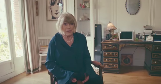 Marianne Faithful Shows Nowness Around Her Parisian Flat