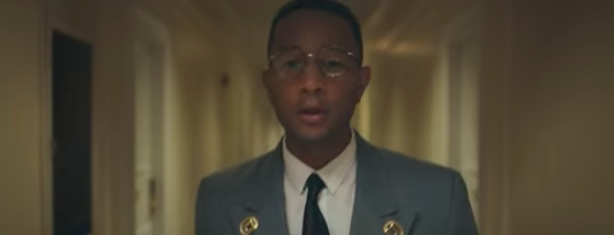 John Legend Tackles Big Issues In Penthouse Floor Video