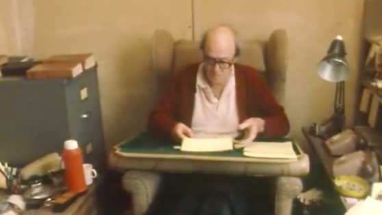 This Video Of Roald Dahl Shows A Genius At Work