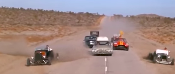 The Craziest Car Chase Scenes From The 1960s