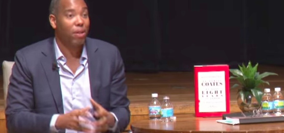 Ta-Nehisi Coates Speaks Brilliantly On Words That Don't Belong To Everyone