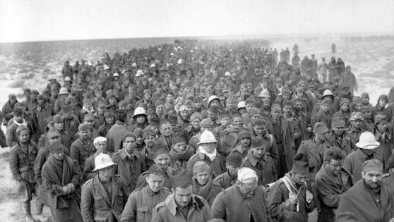 Axis Italian POWs