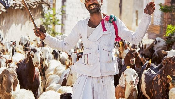 The Sartorialist's Scott Schuman Captures India's Boldly Diverse Fashion In New Photography Book