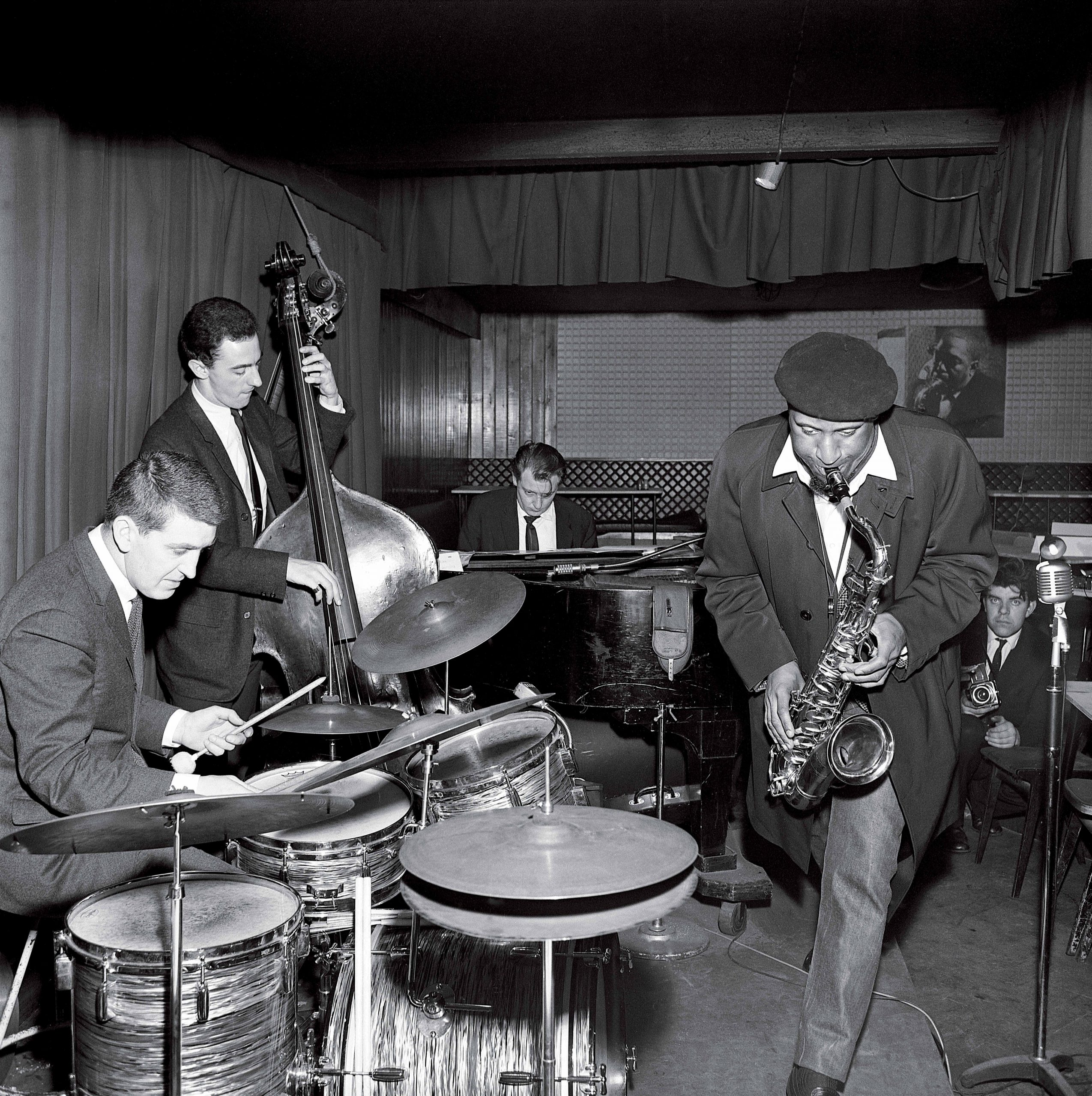 Ronnie Stevenson Rick Laird Stan Tracey Sonny Rollins