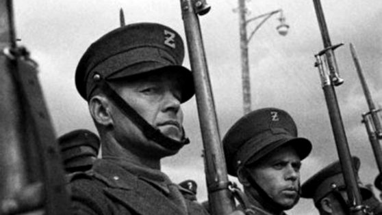Albanian Soldiers