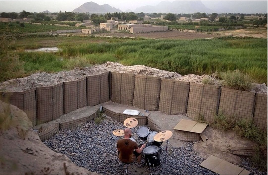 Drums in Kandahar